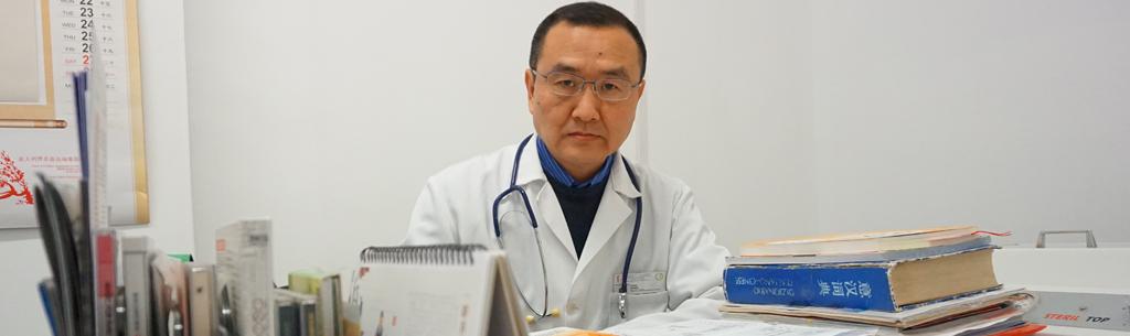 dott zhang jianmin agopuntore cinese